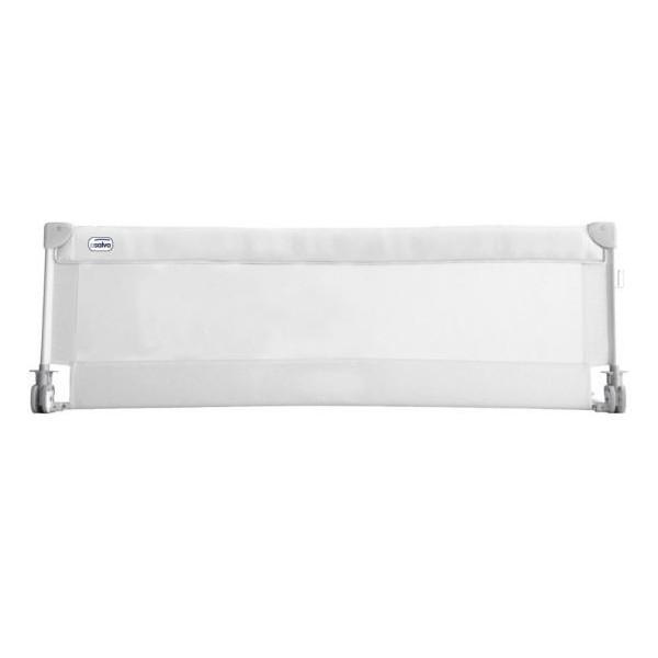 Barrera para cama de 90 cm. blanca...