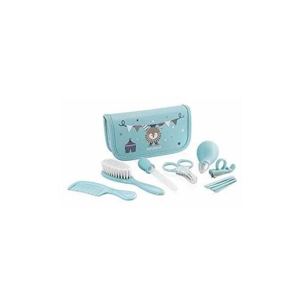 Set de higiene Baby Kit Azul Miniland