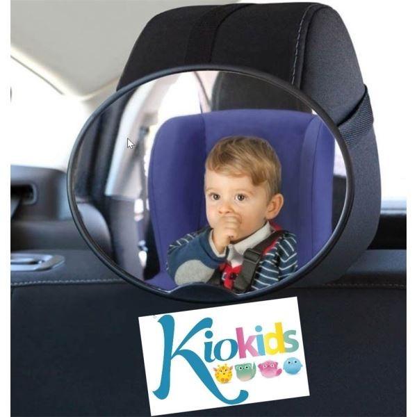 Espejo retrovisor para el coche Kiokids