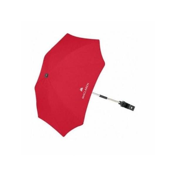 Sombrilla  universal roja Maclaren