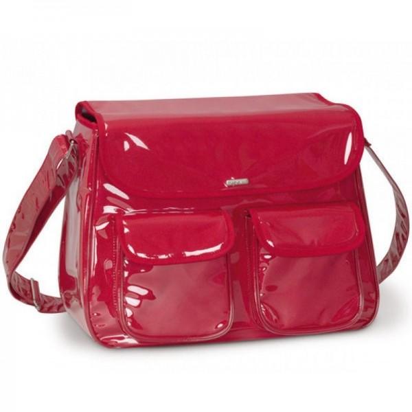 Bolso en plástico Bebedue Ciao New Red