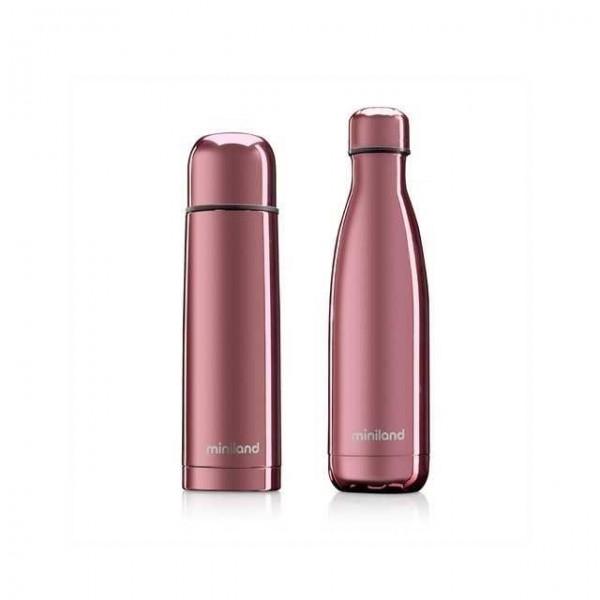 Set termo y botella Miniland Deluxe...