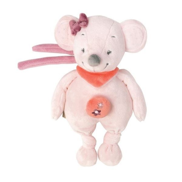 Mini musical ratón Valentine Nattou