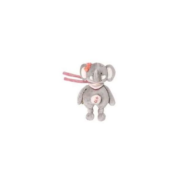 Mini musical elefante Adele Nattou