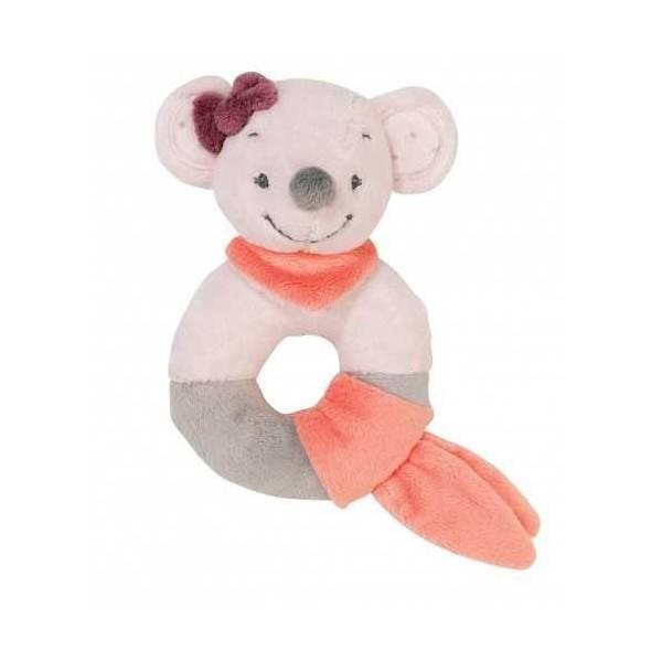 Sonajero ratón Valentine Nattou