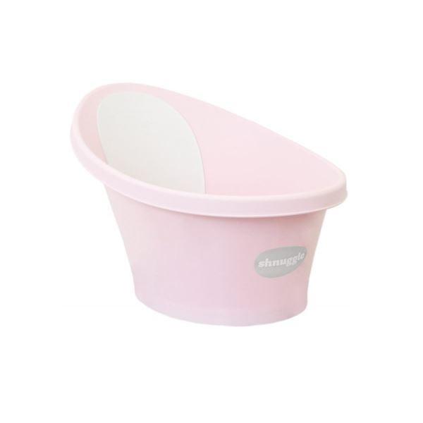Bañera Shnuggle rosa Tallytate