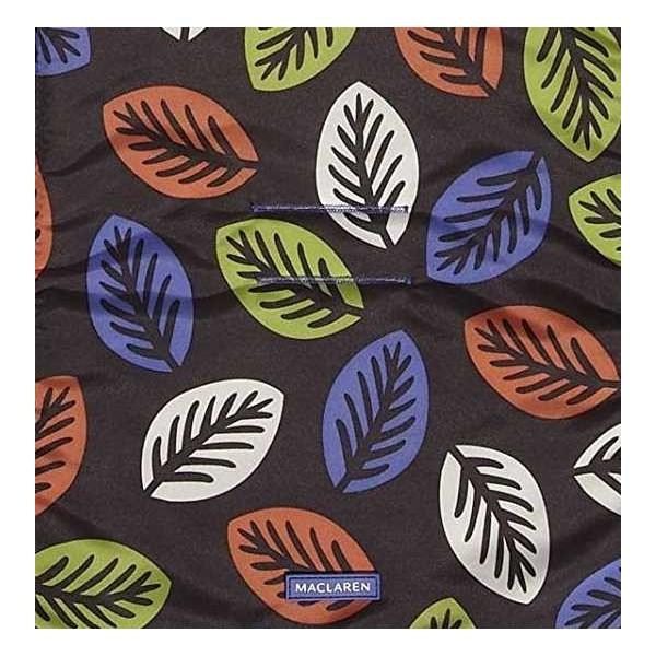 Mantita Reversible Baby Blanket Maclaren