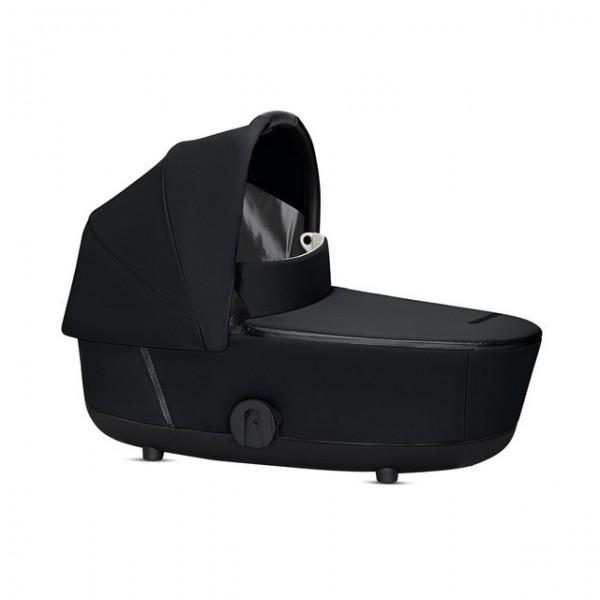 Capazo Mios Lux Premium Black   Black...