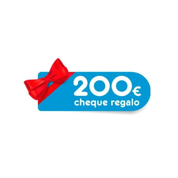 Cheque Regalo MPC200