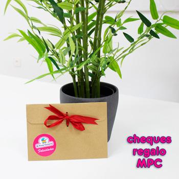 Cheques regalo MPC