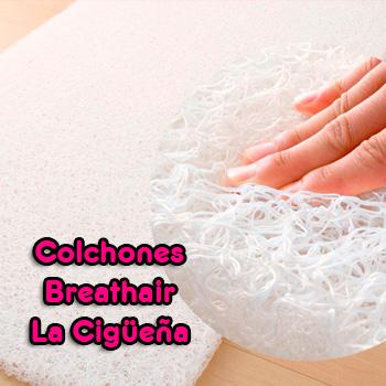 Colchones Breathair de La Cigüeña