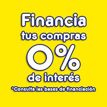 Financia tus compras con Mi Primer Cochecito al 0% de interés
