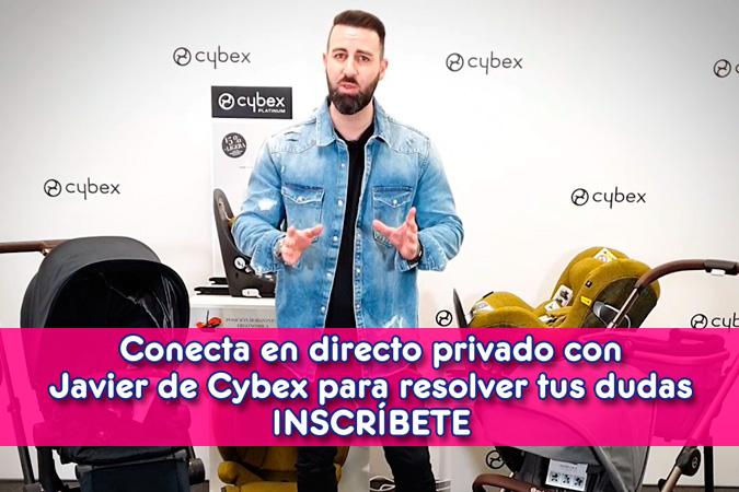 Inscripción directo Cybex