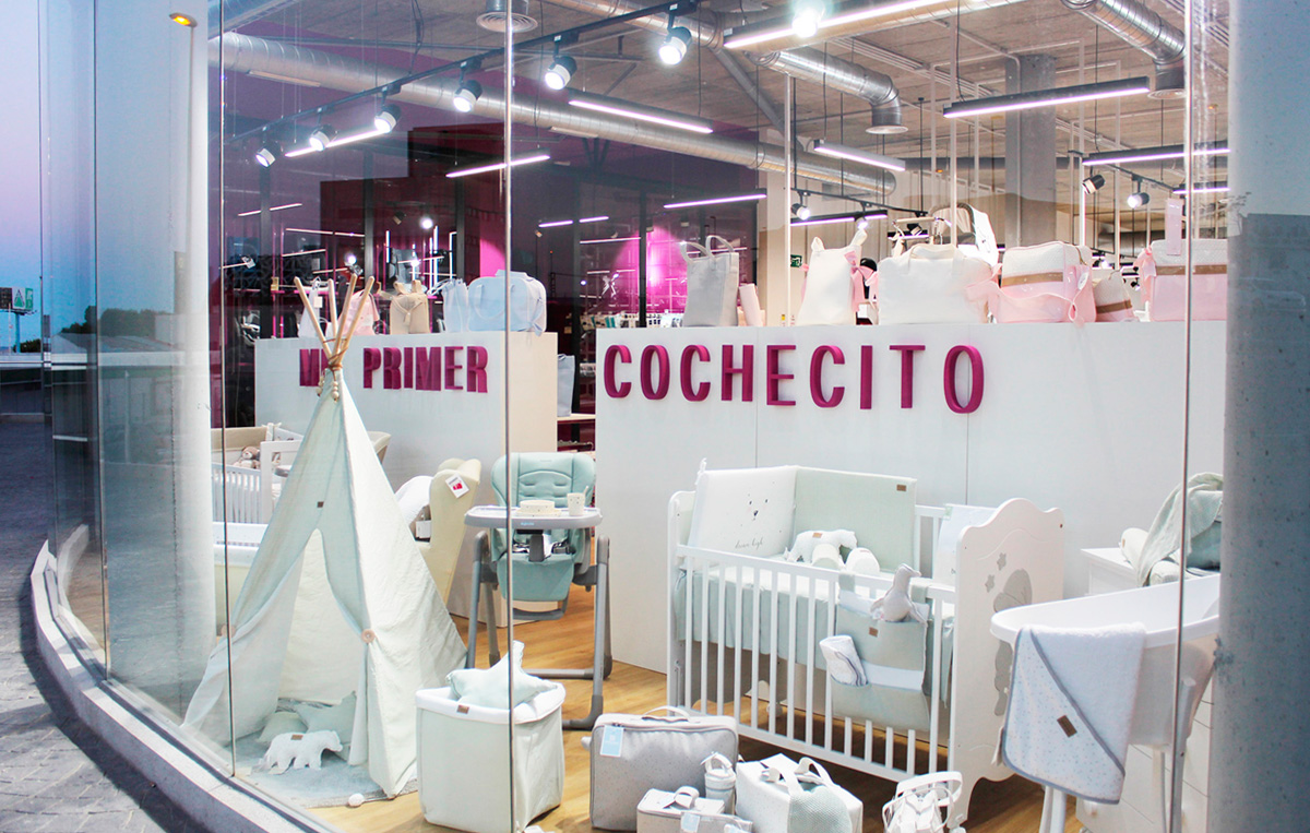 Apertura Murcia MPC Mi Primer Cochecito