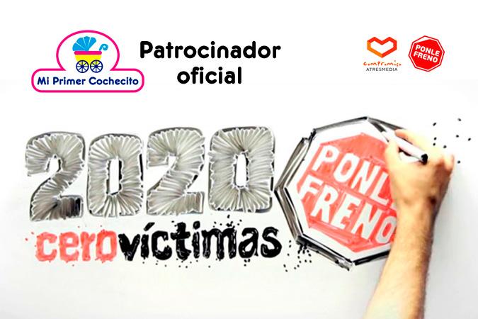 Mi Primer Cochecito, patrocinador oficial Ponle Freno