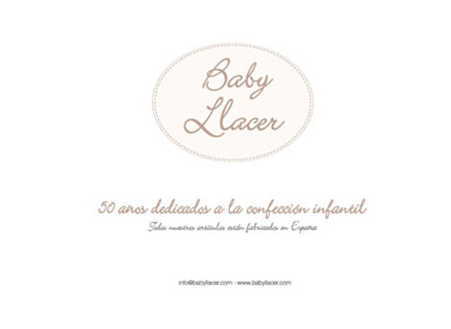 Catálogo Babyllacer 2020