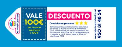Cheque Regalo MPC 100 €