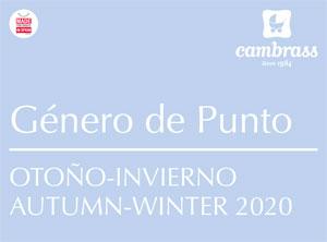 Catálogo Cambrass 2020