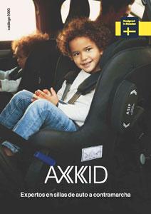 Catálogo Axkid 2021