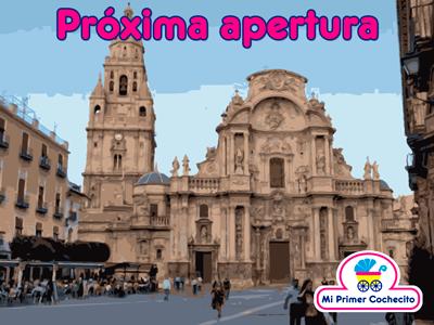 Próxima apertura en Murcia